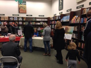 Book Launch @ B&N, Arlington Heights