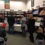 Book Launch @ B&N, Arlington Heights