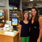 Joseph-Beth, Cincinnati (with writer Jennifer Lyn King)